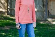 What I Wore / I post every Wednesday outfits I actually wore.  These are some of my favorites. / by Amy Bennett