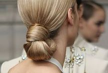 Bride-to-be: wedding hair inspiration / Sleek, smooth and classic. A style that will truly stand the test of time.