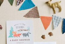 Enchanted Woodland Baby Shower / by {JennySue}