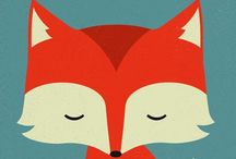 Foxes / by {JennySue}