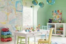Playrooms / by {JennySue}