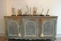 Annie Sloan / Todos los muebles que me inspiran para pintarlos con la maravillosa pintura de annie Sloan