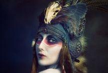 Costume closet / by Christina York