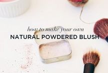 Home   Green Beauty / Great non-toxic recipes and make up to check out. Make sure to read all the labels of each ingredient the original pinner or blogger mentions.