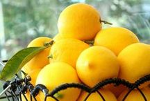 Citrus Season / Cooking with Oranges, Lemons, Limes and Grapefruits