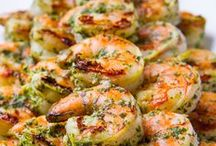 Cooking with Fish and Seafood / Recipes for cooking with fish and seafood