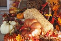 Fall Decorating Ideas / Great ideas for Fall! Decor, recipes, crafts & more!