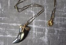 Jewelry by ELK via Etsy / Hand crafted Jewelry from Portland, Or / by Erin Kuntz