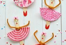 Family Fun Activities/Kid Craft Ideas / Simple activities and crafts for children of ALL ages!