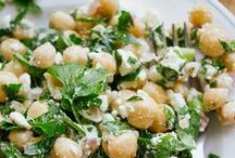 Bean Recipes - Legumes / Garbanzo, kidney, pinto and their cousins