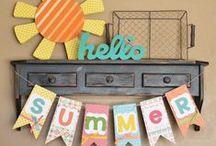 Summer Ideas & Crafts / by Kristin Douglas