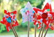 Craftily Delicious-Kids' Crafts / Especially for Big S & Little S, with love! / by Kristin Douglas