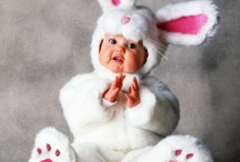 Here comes Peter Cottontail...