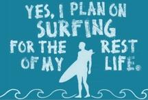 surf stuff / by Michael Randle