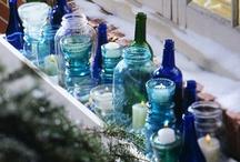 Bottle it! / craft ideas using bottles and jars! / by Nancy Jones