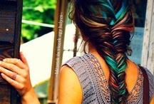 Hair Ideas and Beauty. / by Sabrina Auer