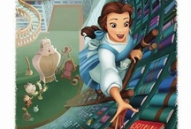 Disney and the like / Disney, Studio Ghibli, Pixar, random animated things. Probably mostly Disney.