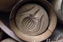 Treenware~Firkins~Buckets~Wall Cabinets / by Chris Ingram