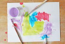 Kids crafts / by Andrea Finison Palomba