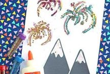 Patriotic/Military Themed Crafts / Find TONS of patriotic crafts in our board!