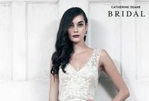 Bridal / A Catherine Deane dress is for the modern bride looking for a touch of romantic nostalgia.   Shop online at http://shop.catherinedeane.com/collections/all  Book your appointment today at our London showroom http://www.catherinedeane.com/bridal/appointment