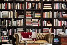 For The Love Of Books / Books, bookshelves, libraries