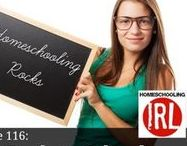 Homeschooling IRL / Discussing the topics that you might not find covered at your local homeschooling convention, veteran homeschooling parents and bloggers, Andy and Kendra Fletcher, use humor, honesty, and grace to explain the good, the bad, and the nitty gritty of homeschooling.   http://homeschoolingIRL.com