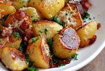 Potato Recipes / Baked, mashed, fried, stuffed, roasted, loaded. Recipes where the humble potato is the star.