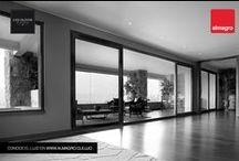 #AlmagroDeLujo - Los Olivos de San Rafael / Conoce como la luminosidad, amplitud, privacidad y vista hacen de un espacio, un lugar único para vivir  #AlmagroDeLujo www.almagro.cl/lujo