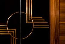 Stylish Doors / Beautiful, colourful doors