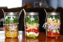 Mason Jar Recipes / by Kim Malcolm
