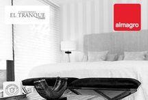 #AlmagroDeLujo - El Tranque / Conoce como la luminosidad, amplitud, privacidad y vista hacen de un espacio, un lugar único para vivir #AlmagroDeLujo www.almagro.cl/lujo