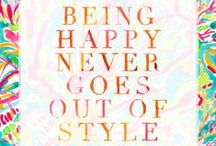 ♚Best Life: Good Vibes♚ / Positive Quotes and Colorful Artwork to Inspire Happiness! / by Kristin Douglas