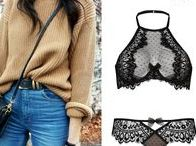 MIX & MATCH / Don't worry! We've got a lingerie solution for every look!