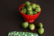 Savour The Sprout / Love 'em or hate 'em, Brussels sprouts are a Christmas icon.