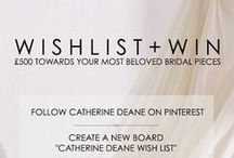 Wish List's + Competitions / The board made from the most love! Check in to discover all our competitions and giveaways!