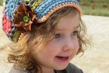 Crochet Beanies and Head Gear