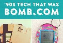 Nostalgia / Retro gadgets and geek finds from yesteryear