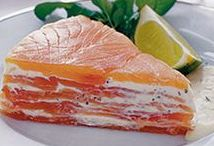 fish and mainly salmon recipes
