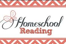 Homeschool Reading / Homeschool reading ideas and resources for everyone. / by Kim Sorgius {Not Consumed}