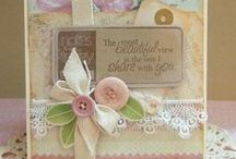 Scrapbooking and cards / by Dee Dee Parker Mitchell