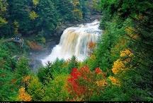 waterfalls / by Janette Long
