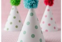 Parties {birthdays} / I love everything parties. Birthday parties, graduation parties, just-for-fun parties. Believe me, there is always an occasion for cute party games, party decorations and of course kid's party themes! / by Kim Sorgius {Not Consumed}