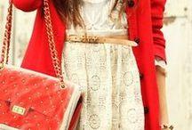 Fashion  / It appears that I love dresses