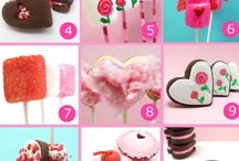 Party: Cakes/Cupcakes/Macaron / cookies/candies/anything sweets / by Relabypai