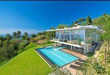 French Riviera real estate / #Cannes #StTropez #Monaco #luxury #realestate #villas #seaview