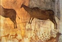 Archaeology ~ Art / Petroglyphs, pictographs, frescos and prehistoric art. / by Colleen Shimkoski