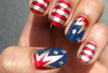 Neato Nails / So many cool nail ideas.  I wish I was talented enough to do them all.