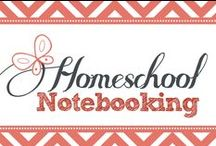 Homeschool Notebooking / The homeschool notebooking ideas that I never want to loose track of.  / by Kim Sorgius {Not Consumed}