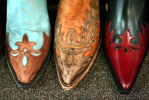 Cowgirl boots / by Aimee Tice
